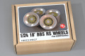Hobby Design HD03_0507 1/24 18' BBS RS Wheels for JDM Series