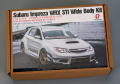 Hobby Design HD03_0523 1/24 Subaru Impreza WRX STI Wide Body kit for Aoshima