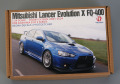 Hobby Design HD03_0524 1/24 Mitsubishi Lancer Evolution X FQ-400 for Aoshima