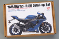 Hobby Design HD03_0546 1/12 Yamaha YZF-R1 M Detail-up Set for Tamiya