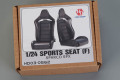 Hobby Design HD03_0562 1/24 Sports Seats (F)  Sparco Spx