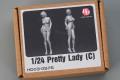 Hobby Design HD03_0576 1/24 Pretty Lady C