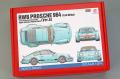 Hobby Design HD03_0600 1/24 RWB Porsche 964 (Tail Wing) (Ver.A) Full Kit