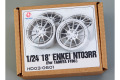 Hobby Design HD03_0601 1/24 18' Enkei NT03RR Wheels