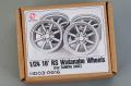 Hobby Design HD03_0616 1/24 16' Rs_Watanabe Wheels For Tamiya 240Z