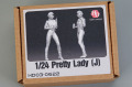 Hobby Design HD03_0622 1/24 Pretty Lady J