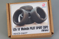 Hobby Design HD03_0627 1/24 19' Michelin Pilot Sport Cup 2 Tires (Wide)
