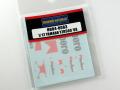 Hobby Design HD04_0083 1/12 Yamaha YZR500 1988 Marlboro Decal 【メール便可】
