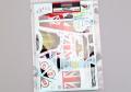 Hobby Design HD04_0090 1/24 Ferrari 458 JMW Motorsport #66 2011 Decals 【メール便可】