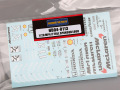 Hobby Design HD04_0113 1/20 McLaren MP4/7 Full Suponsor decal for Tamiya 【メール便可】