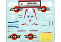 Hobby Design HD04_0150 1/12 ドカティ 1199 Martini Logoe デカール 【メール便可】