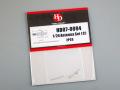 Hobby Design HD07_0094 1/24 Antenna Set (C) 【メール便可】