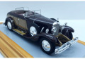 【お取り寄せ商品】 Ilario 1/43完成品 IL43086 Mercedes-Benz 630K Transformable Torpedo Saoutchik 1928 (Open) 2tone Brown