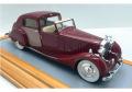【お取り寄せ商品】 Ilario 1/43完成品 IL43087 Rolls Royce Phantom III  Sedanca De Ville 1937 sn3CM61 Bordeau/Beige