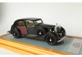 【お取り寄せ商品】 Ilario 1/43完成品 IL43088 Rolls Royce Phantom III  Sedanca De Ville 1937 sn3CP192 Black/Bordeaux