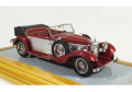 【お取り寄せ商品】 Ilario 1/43完成品 IL43090 Mercedes-Benz 500K Tourenwagen 1935 sn113663 Cabriolet open Grey/Red
