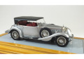 【お取り寄せ商品】 Ilario 1/43完成品 IL43091 Mercedes-Benz 500K Tourenwagen 1936 sn113693 Cabriolet close Metal Grey