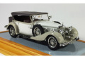 【お取り寄せ商品】 Ilario 1/43完成品 IL43093 Mercedes-Benz 500K Tourenwagen 1934 Cabriolet close 2tone Beige