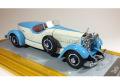 【お取り寄せ商品】 Ilario 1/43完成品 IL43099 Cadillac 452A V16 Roadster Farina 1931 Original and Current Car