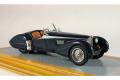 【お取り寄せ商品】 Ilario 1/43完成品 IL43111 Bugatti T57SC Roadster Corsica 1938 sn57593 Current Car