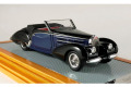 【お取り寄せ商品】 Ilario 1/43完成品 IL43113 Bugatti T57C Aravis Cabriolet Gangloff 1939 sn57798