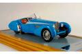 【お取り寄せ商品】 Ilario 1/43完成品 IL43115 Bugatti T57SC Roadster Corsica 1938 sn57593 Original Car