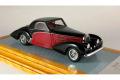【お取り寄せ商品】 Ilario 1/43完成品 IL43120 Bugatti T57SC Aravis Cabriolet Gangloff/Graber 1939 sn57798 Hard-Top Car