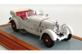 【お取り寄せ商品】 Ilario 1/43完成品 IL43124 Mercedes-Benz S Type 26/180 Sports Tourer Buhne sn35920 Glaser 1928 Original Car