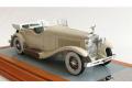 """【お取り寄せ商品】 Ilario 1/43完成品 IL43125 Isotta Fraschini Tipo 8A Dual Cowl Sports Tourer by Castagna 1933 sn1664 James Dean """"Giant"""" film Car"""