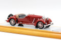 【お取り寄せ商品】 Ilario 1/43完成品 IL43134 Mercedes-Benz 500K Roadster 1934 Sindelfingen sn105351 Original Car Limited 75pcs