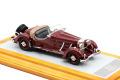 【お取り寄せ商品】 Ilario 1/43完成品 IL43135 Mercedes-Benz 500K Roadster 1934 Sindelfingen sn105351 Current Car Limited 75pcs