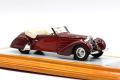 Ilario 1/43完成品 IL43136 Bugatti Type 57 Cabriolet Stelvio Serie 2 1935 sn57362 Original car Limited 75pcs