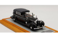 【お取り寄せ商品】 Ilario 1/43完成品 IL43142 Horch 951 Pullman Cabriolet 1937 lhd Black Semi open Original Car Limited 50pcs