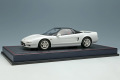 【お取り寄せ商品】IDEA IM006F 1/18 Honda NSX-R(NA1) 1992 Grand Prix White