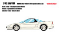 【お取り寄せ商品】 IDEA IM010A 1/18 Honda NSX-R(NA1) 1994 Option wheel ver. Championship White Limited 30pcs