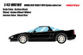 【お取り寄せ商品】 IDEA IM010C 1/18 Honda NSX-R(NA1) 1994 Option wheel ver. Belrina Black Limited 10pcs