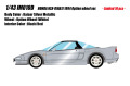 【お取り寄せ商品】 IDEA IM010D 1/18 Honda NSX-R(NA1) 1994 Option wheel ver. Kaiser Silver Metallic Limited 10pcs