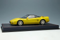 IDEA IM010E 1/18 Honda NSX-R(NA1) 1994 Option wheel ver. Indy Yellow Pearl Limited 10pcs
