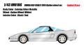 IDEA IM010G 1/18 Honda NSX-R(NA1) 1994 Option wheel ver. Sebring Silver Metallic Limited 10pcs