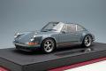 ** 予約商品 ** IDEA IM035A 1/18 Singer 911 (964) Coupe Gray