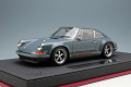 IDEA IM035A 1/18 Singer 911 (964) Coupe Gray