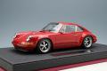 ** 予約商品 ** IDEA IM035C 1/18 Singer 911 (964) Coupe Red