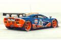 RENAISSANCE int26d マクラーレン F1 GTR Gulf  #33/34 9th & 5th LM 96