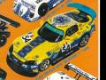 PROVENCE K1482 クライスラー VIPER Belmondo n.54 LM 1999