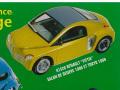 PROVENCE K1526 ルノー FIFTIE ジュネーブ1996/東京モーターショー1999 プリペイントキット