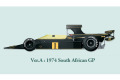 【お取り寄せ商品】 HIRO K270 1/20 Lotus 76 Ver.A 1974 South African GP