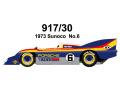 ** 再生産 ** HIRO K287 1/24 Ver.A Porsche 1973 Sunoco #6 M.Donohue