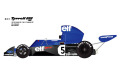 ** 予約商品 ** HIRO K300 1/20 Tyrrell 006 Ver.B 1973 Dutch / German GP
