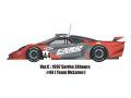 HIRO K378 1/24 マクラーレン F1-GTR LeMans 1997 #44 Team McLaren