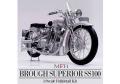 HIRO K485 1/9 Brough Superior SS100